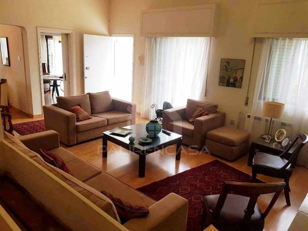 3-Bedroom +Office Detached House in Lakatameia