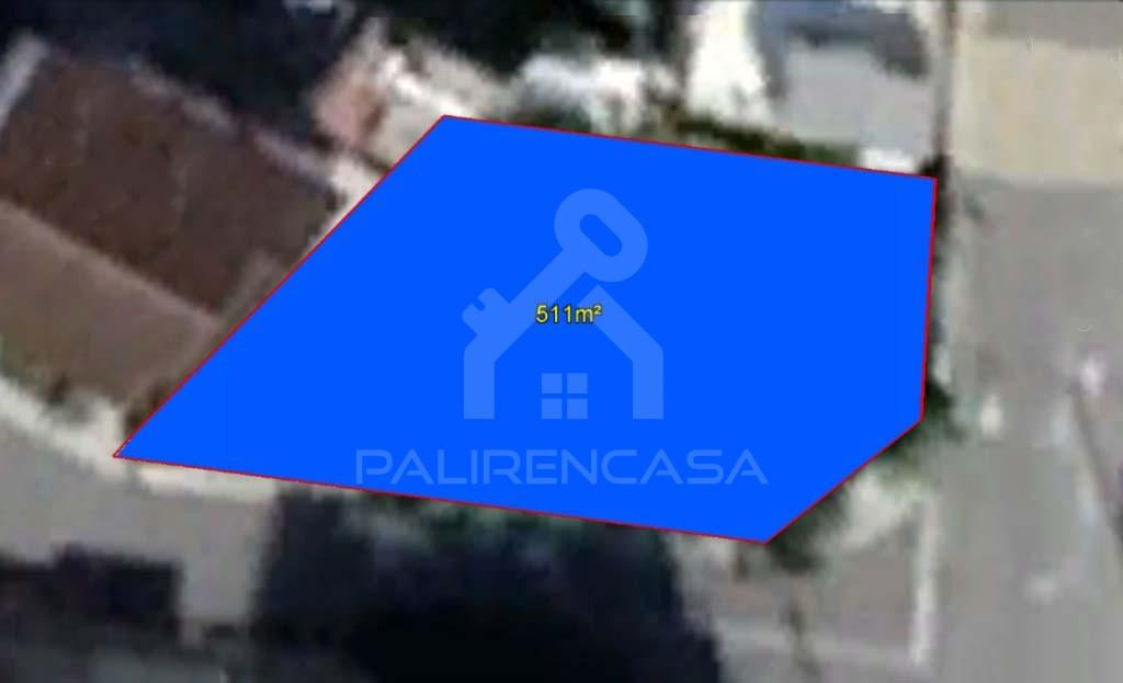 Residential Plot in Agios Dometios