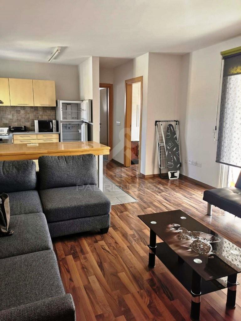1-Bedroom Apartment in Aglantzia