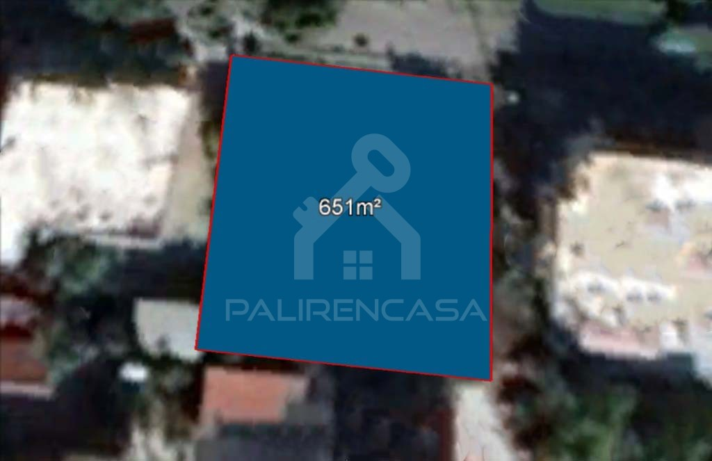 Commercial Plot in Agios Dometios