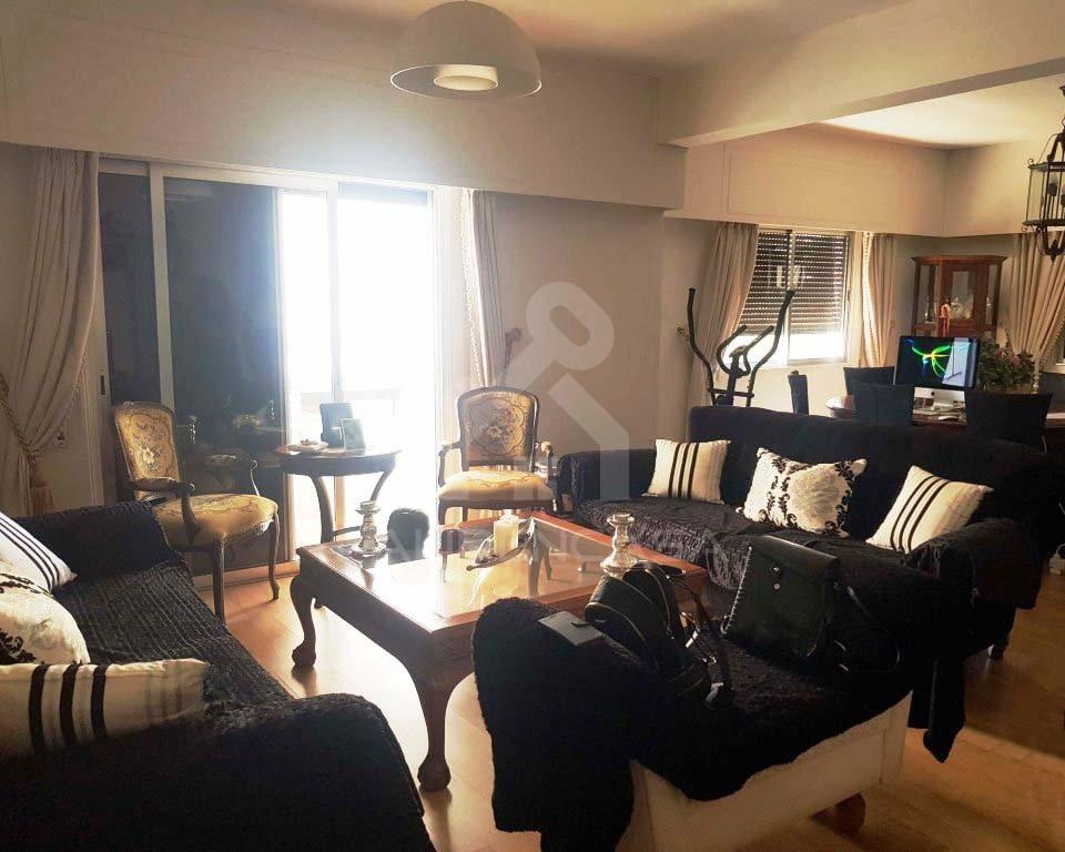 3-Bedroom Whole Floor Apartment in Agious Omologites