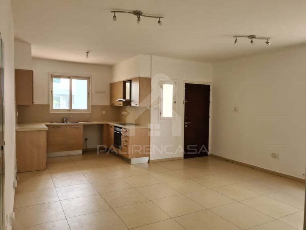 2-Bedroom Ground Floor Apartment in Strovolos