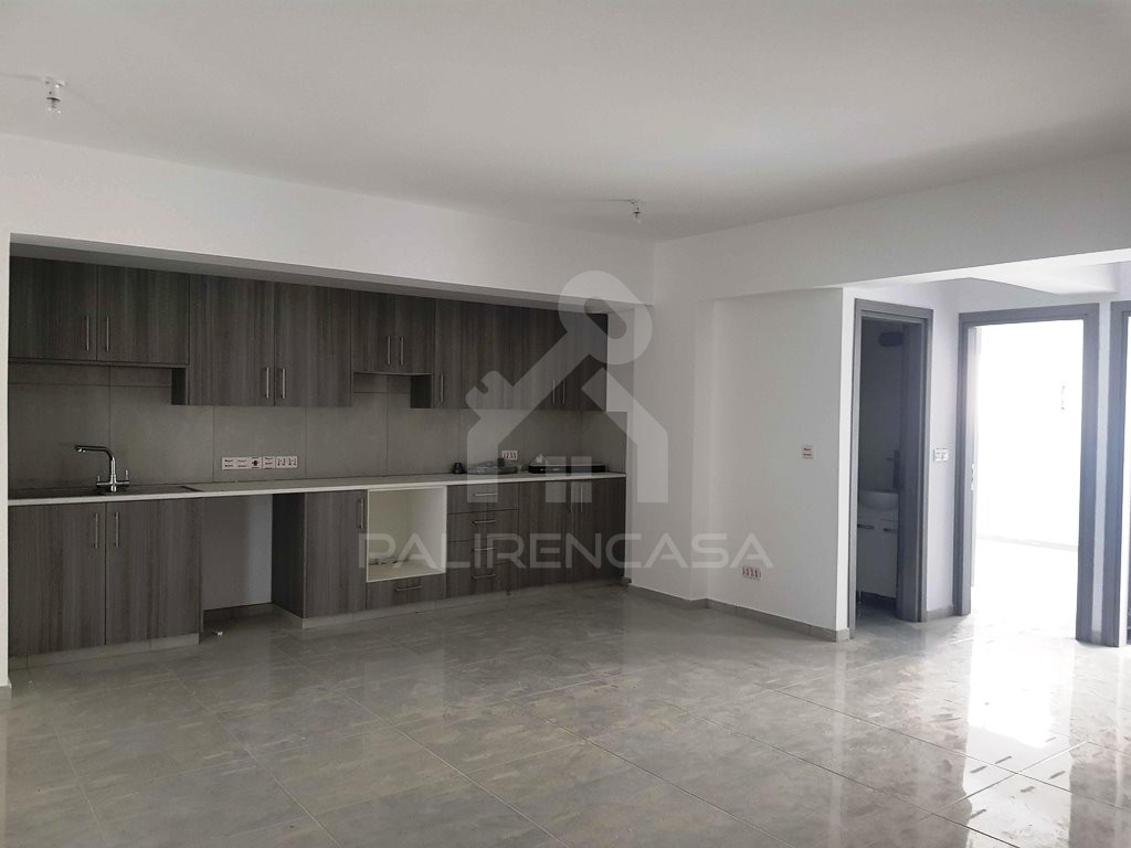 2-Bedroom Ground Floor Apartment in Anthoupoli