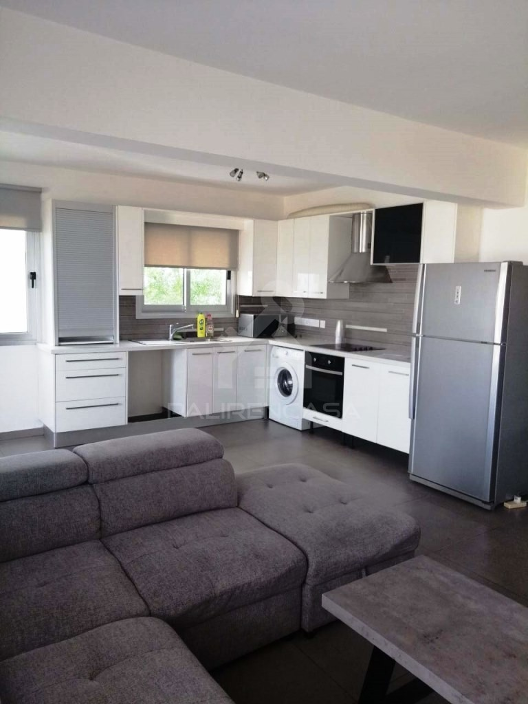 2-Bedroom Apartment in Aglantzia