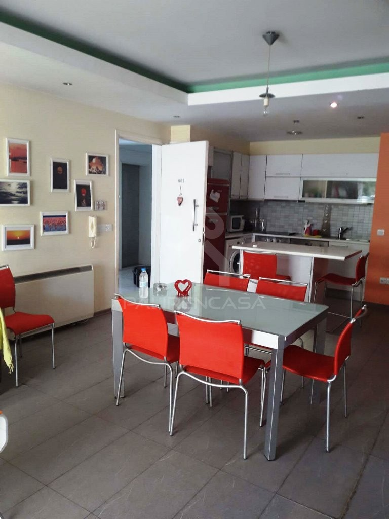 2-Bedroom Ground Floor Apartment in Aglantzia