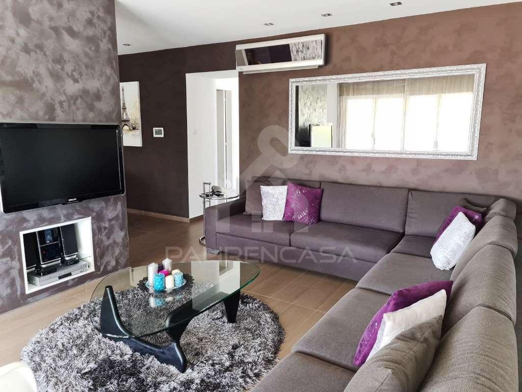 3-Bedroom Ground Floor Apartment in Kallithea