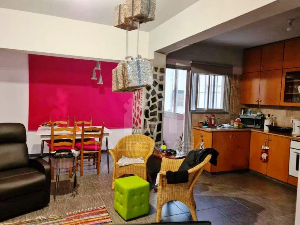 2-Bedroom Ground Floor Apartment in Acropolis