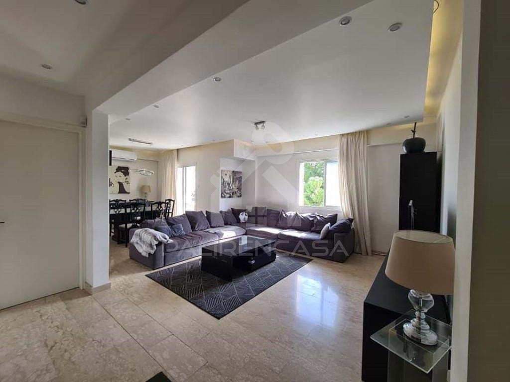 3-Bedroom Apartment in Egkomi
