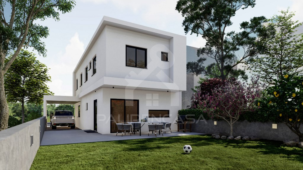 3-Bedroom Detached House in Lakatamia