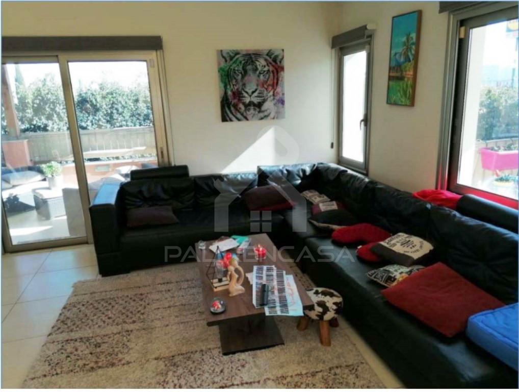 3-Bedroom Ground Floor House in Lakatamia