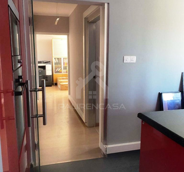 corridor from kitchen 1