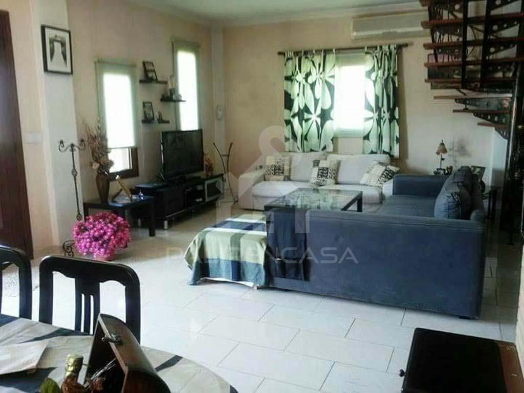4-Bedroom +Attic Detached House in Agia Varvara