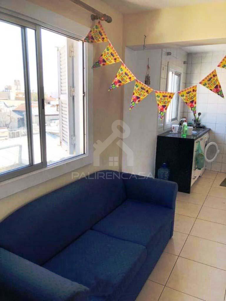 1-Bedroom Penthouse in Nicosia City Center – Faneromeni