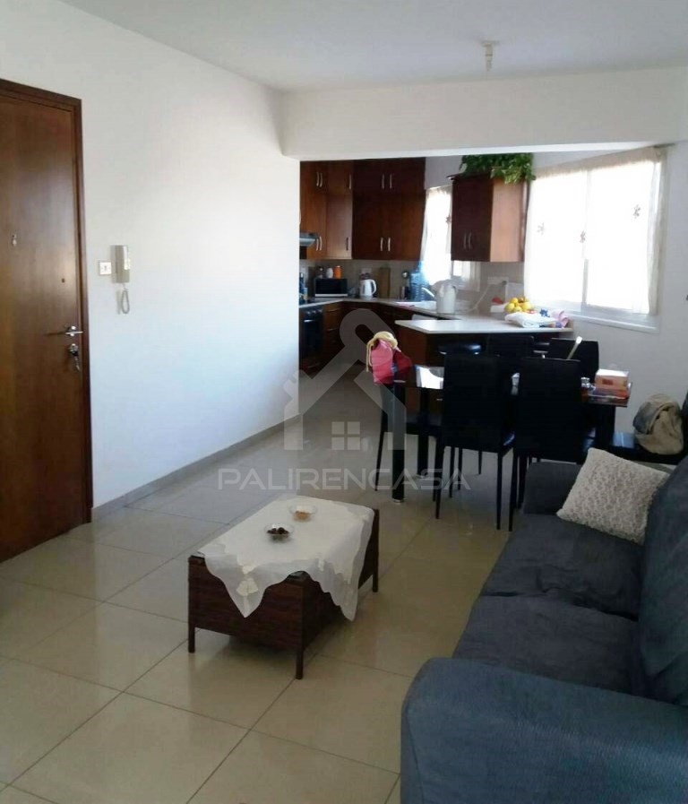 2-Bedroom Penthouse in Agios Dometios